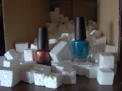 opi contest,smalti opi,review smalti opi,collezione hong kong,suzi says feng shui,teal the cows come home,foto smalti opi,collezione brights by opi 2006