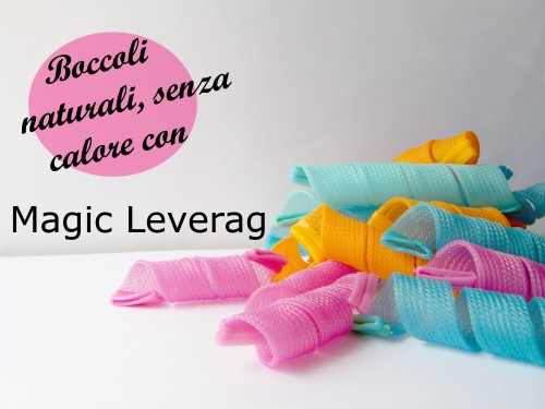 eco-friendly,magic leverag,come fare per,review,opinioni,boccoli,capelli mossi
