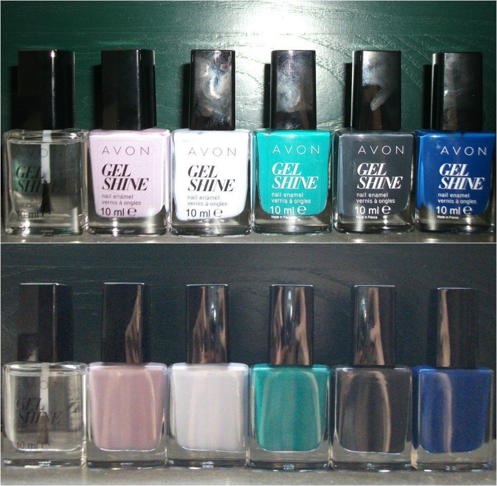 Avon GEL SHINE1