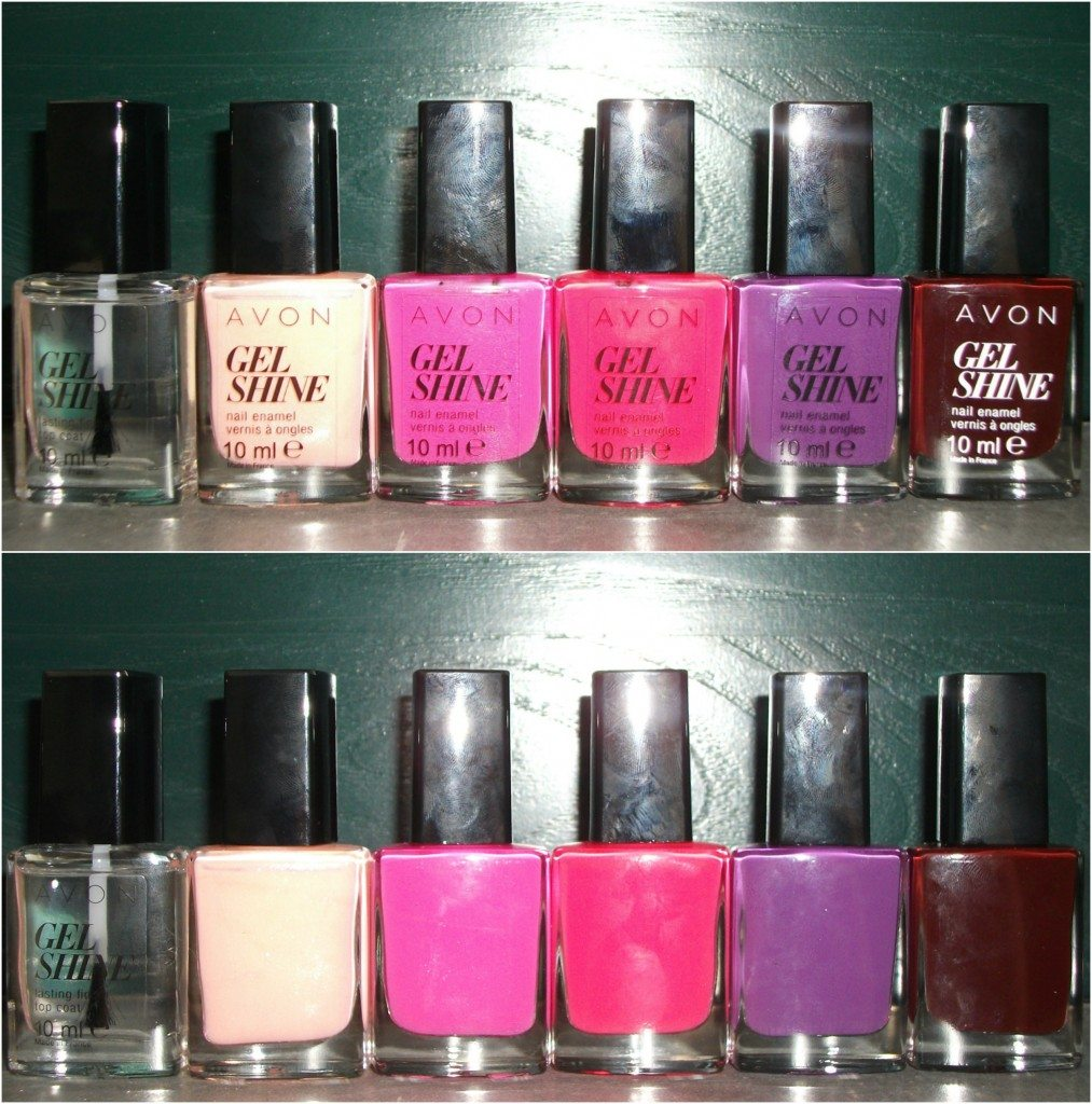 Avon GEL SHINE2