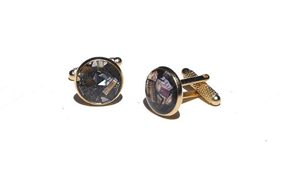 Urban-Raven-Shiran-Tal-designer-recycled-chips-cufflinks