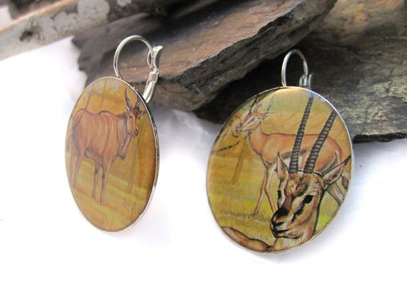 Urban-Raven-Shiran-Tal-recycled-African-stamps-earrings