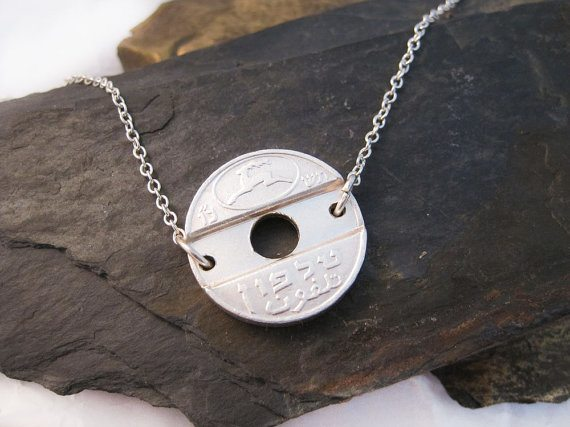 Urban-Raven-Shiran-Tal-recycled-israeli-token-necklace