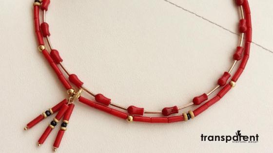 Transparent Sculptural Jewelry by Marta Roura, quando l'archeologia si fonde con la moda in gioielli d'artigianato unici