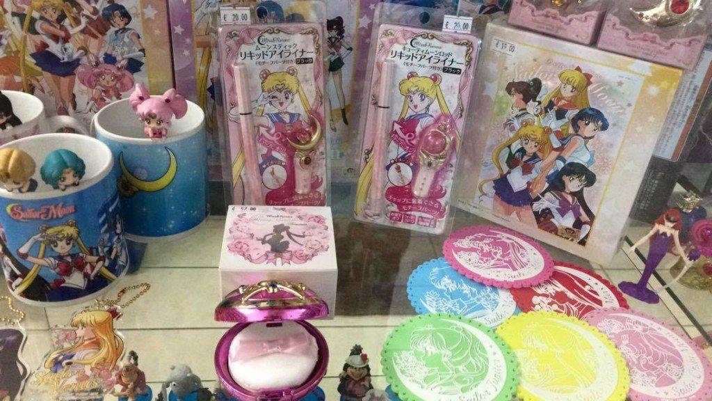 Sailor Moon è arrivata a Napoli con la Miracle Romance firmata Creer Beauté, ora disponibile da Alastor