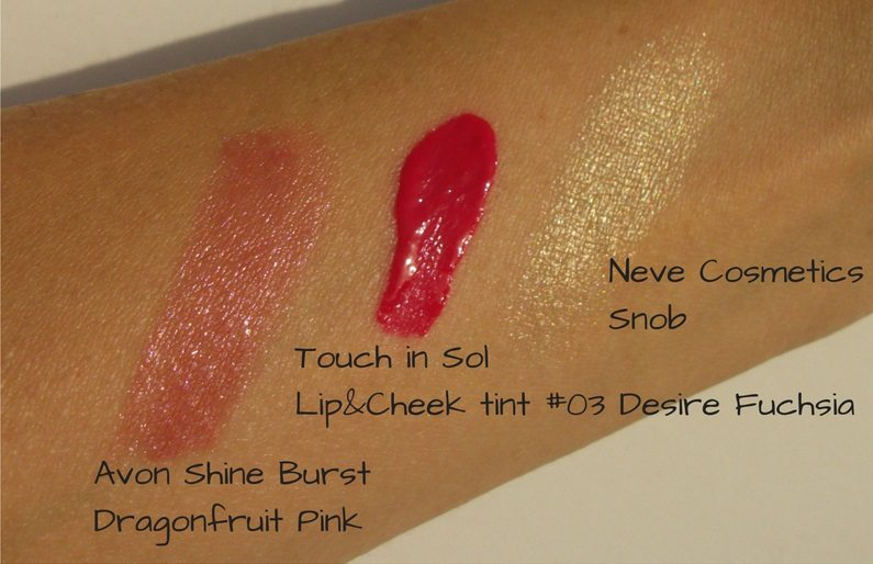 80's-inspired-metallic-lips-Avon-Touch-in-Sol-Neve-Cosmetics