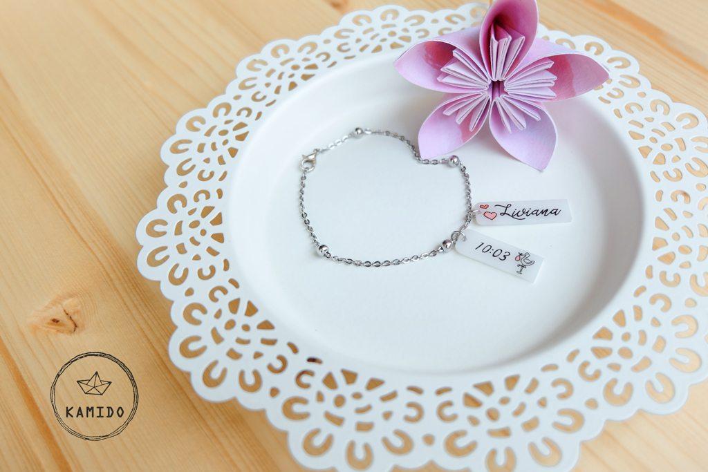 braccialetto-nascita-polyshrink-personalizzabile-KAMIDO-handmade-bracelet-celebrative-