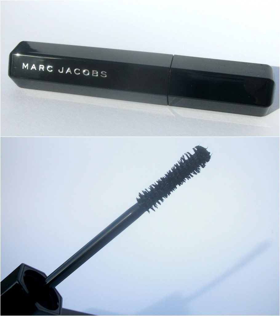 Marc Jacobs Velvet Noir Major Volume Mascara, Volume Straordinario, dettaglio dell'applicatore