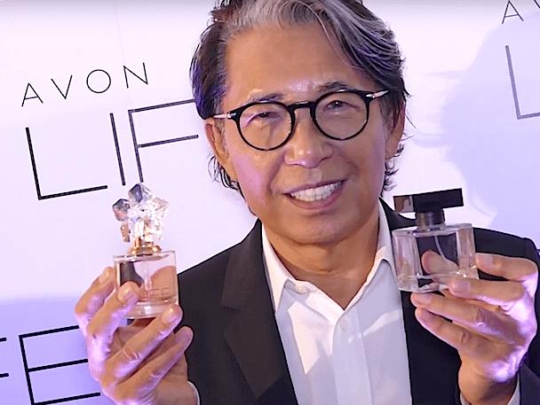 Presentation-AVON-LIFE-by-kenzo-takada-for-Avon