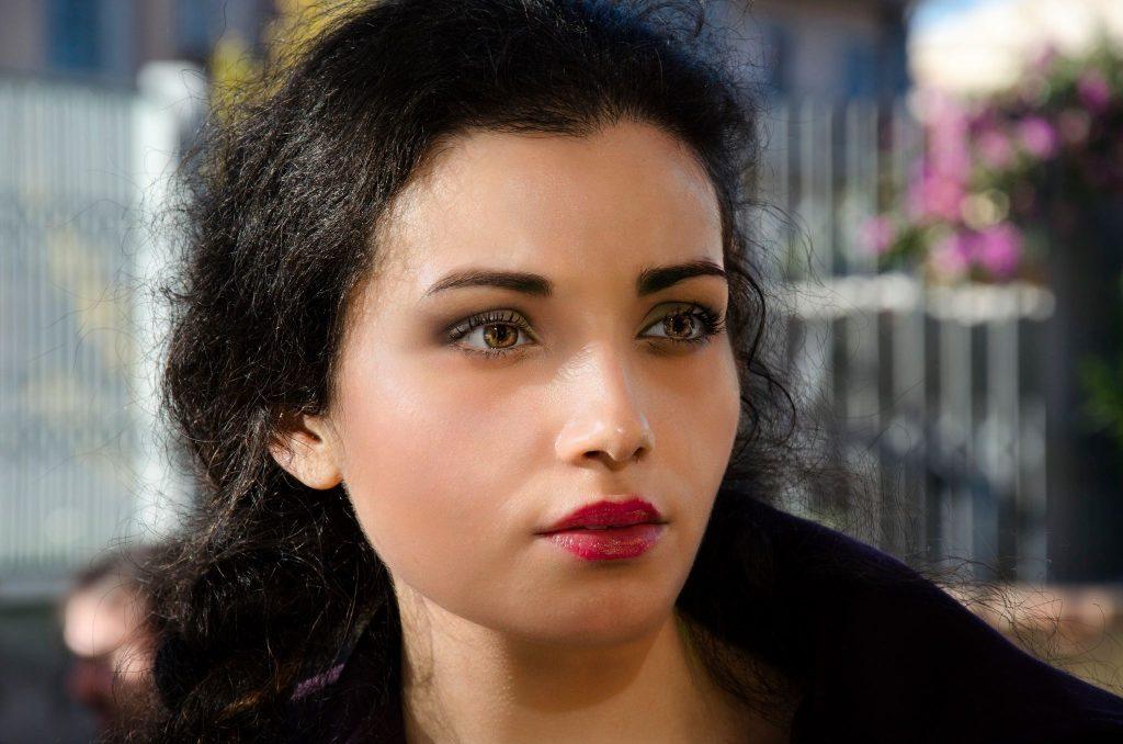 Valentina-Chirico-beauty-blogger-Gennaro-Infante-fotografo-primo-piano-Fondazione-Alario