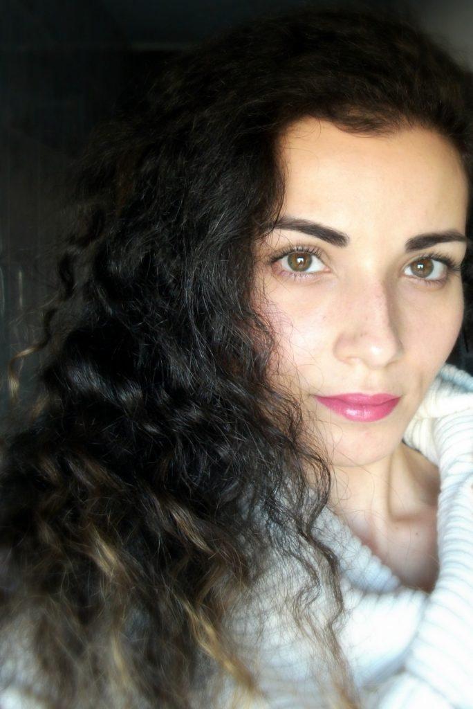 Make-up luminoso e semplice, Valentina Chirico