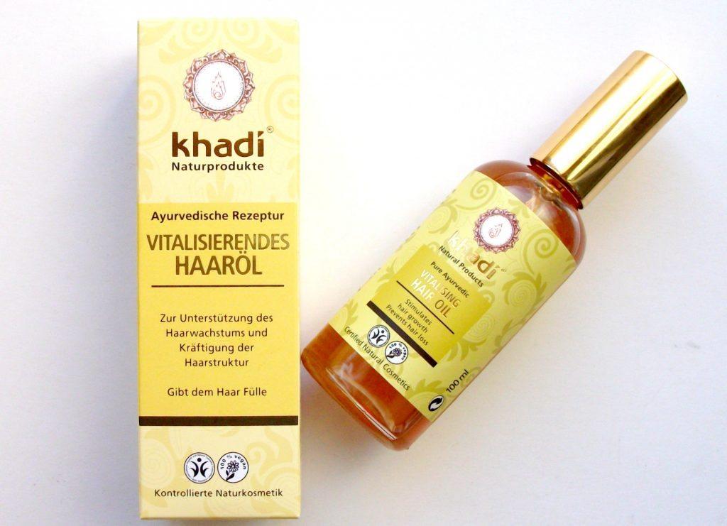 Khadì, olio rivitalizzante per capelli anti-caduta. Trattamento ayurvedico naturale, review