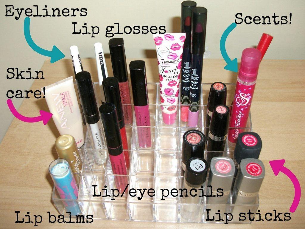 Il perfetto organizer - display per il make-up, dove trovarlo online