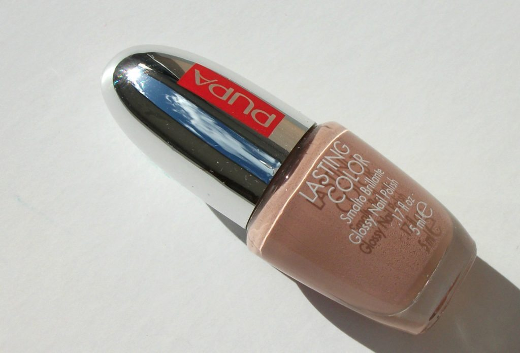 Pupa Lasting Color Smalto Brillante 223 Pale Pink, lo smalto nude perfetto