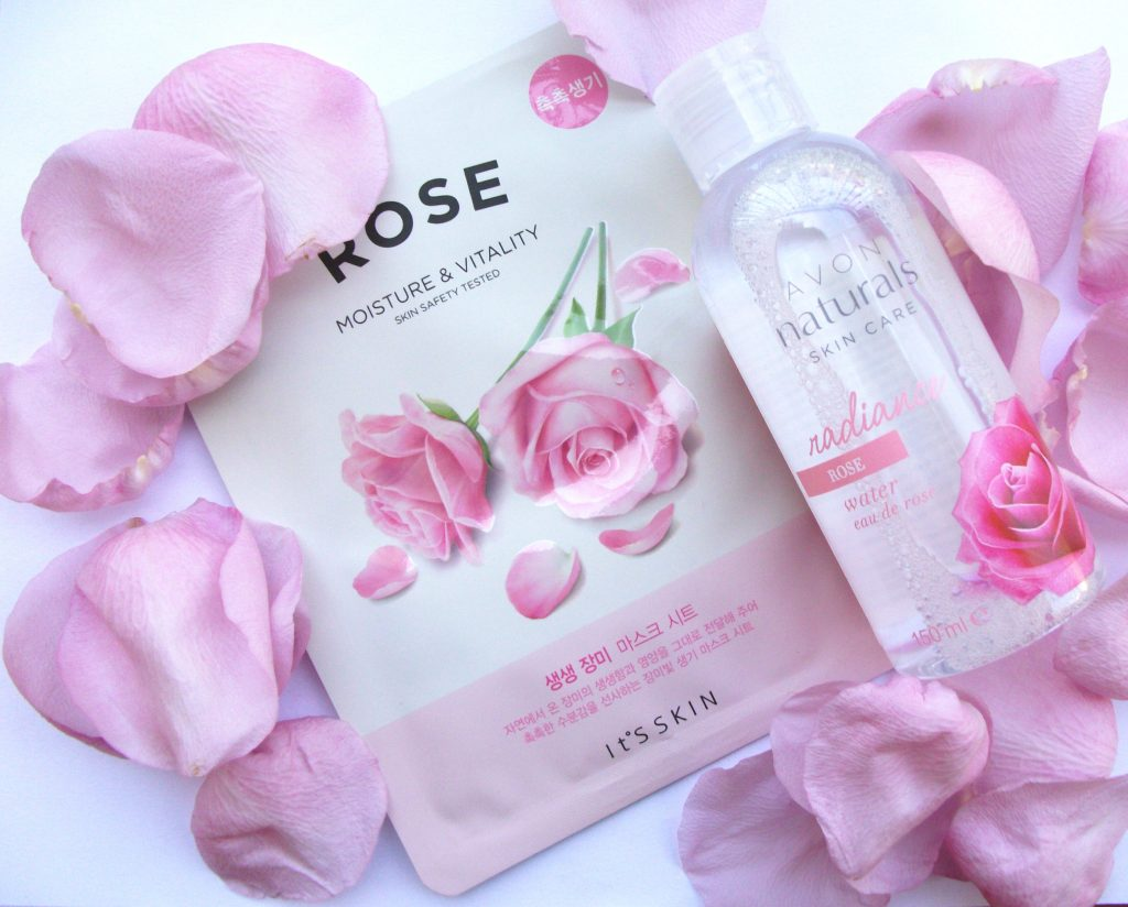 it's-skin-the-fresh-sheet-mask-rose-Korean-skincare-review-My-Beauty-Routine-rose-extract-skin-regimen