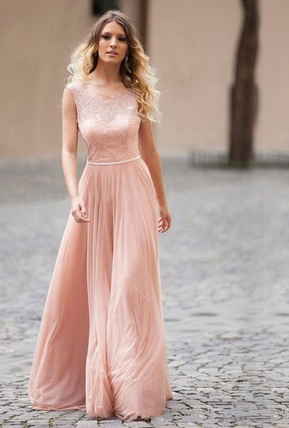 vintage-prom-dress-powder-pink-lace-gown