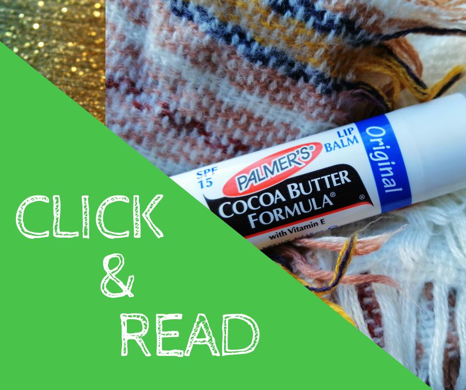 Palmer's burrocacao idratante Cocoa Butter Formula Original, review su ValentinaChirico.com